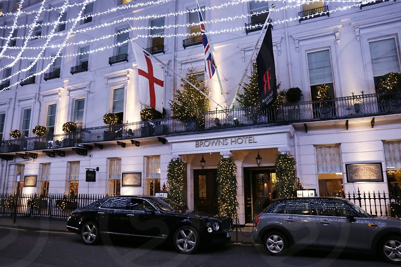 Browns Hotel London. photo