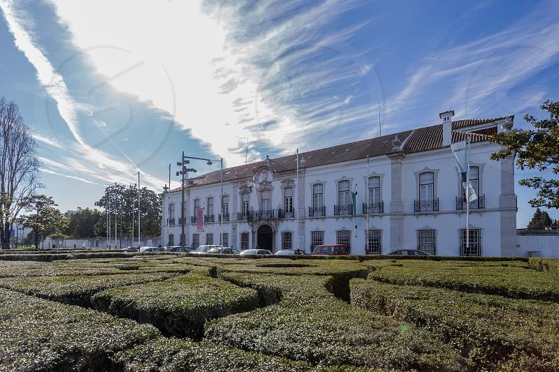Pimenta Palace in Lisbon photo