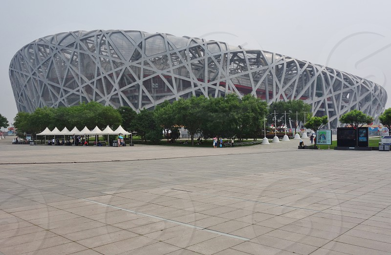 Beijing National Stadium - Beijing China photo