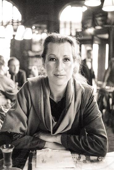 Portrait of Astrid photo
