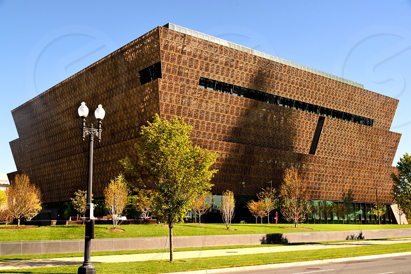 National Museum of African American History and Culture in Washington DC. photo