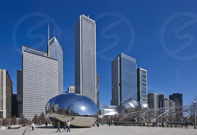 The Millenium Park - Chicago photo
