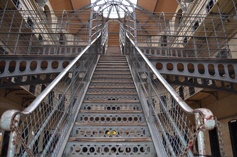 Kilmainham Gaol. Dublin Ireland.  photo