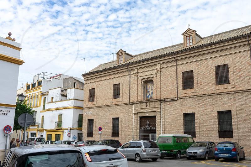 Streets of Casco Antiguo photo