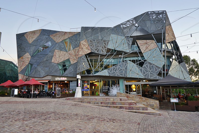 Australian Center for the Moving Image - Melbourne photo