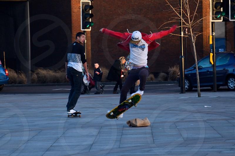 滑板 运动 photo