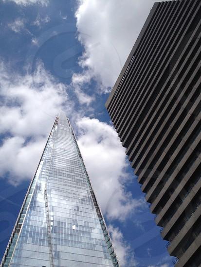 Skyscraper sky building  photo