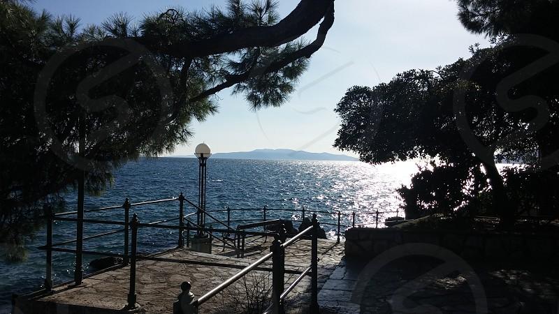 sea ocean photo