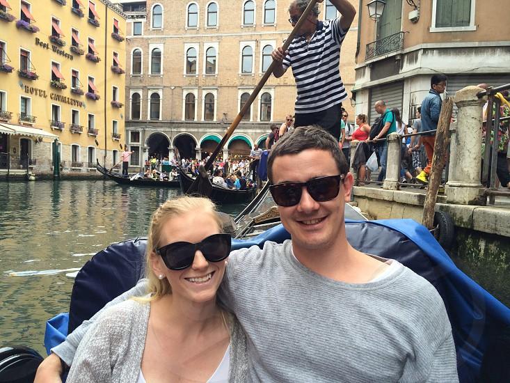 Venetian cruising photo