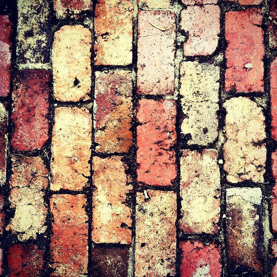 Stylised bricks nice urban texture  photo