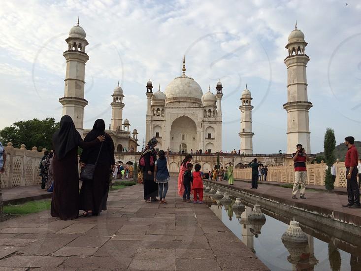 Taj Mahal India love travel fun photo