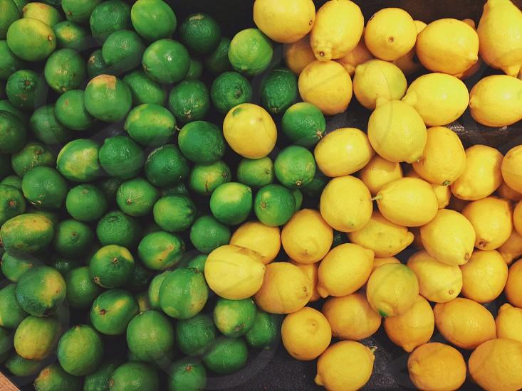 Limes & Lemons photo
