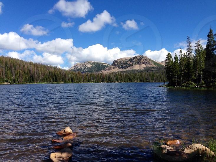 Mirror Lake Utah photo