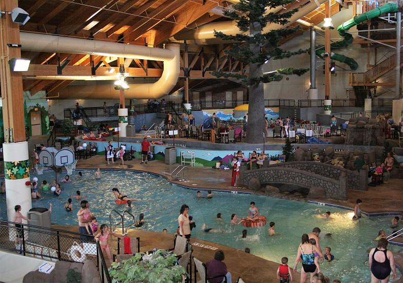 Jellystone Waterpark in Warren Wisconsin photo