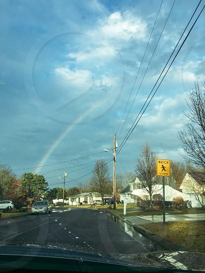 Beautiful rainbows  photo