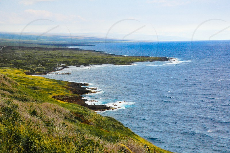 Another image on The Big Island Hawaii.  I took this shot while driving around the entire Big Island. photo