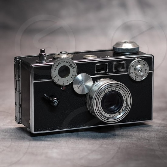 Antique Camera photo