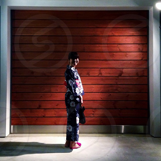 Yukata photo