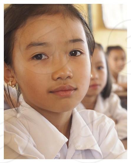 Vietnam Student Classroom  photo