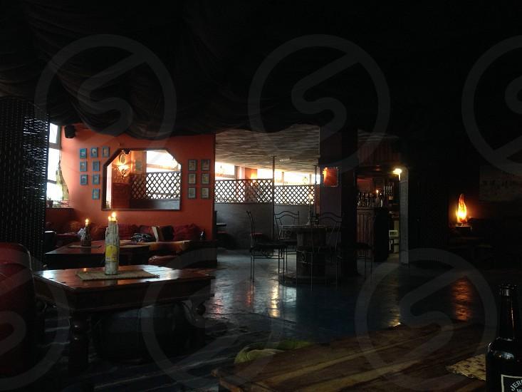 Bar Morocco. photo