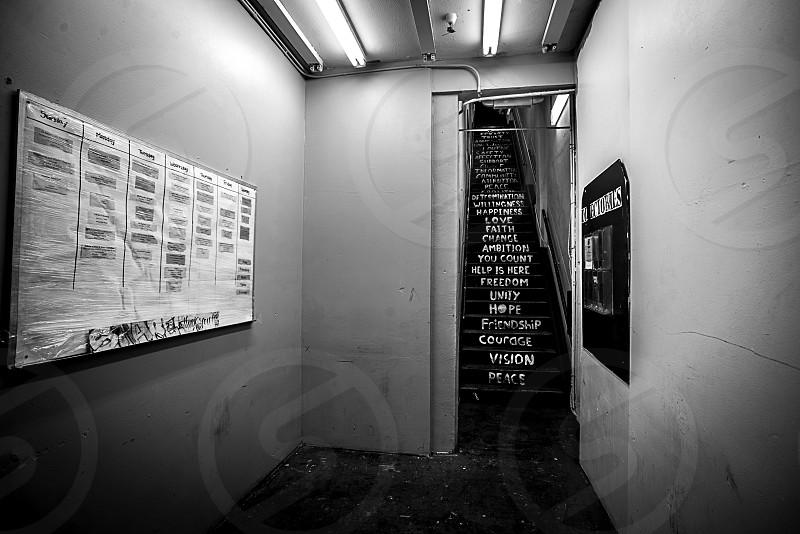 white bulletin board  photo