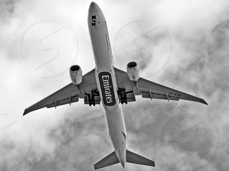 Emirates Boeing 777-300ER photo
