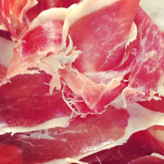 bacon strips photo
