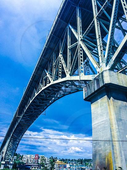 Aurora bridge photo
