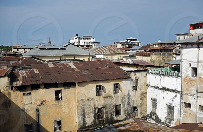 The Stone Town in Zanzibar Tanzania photo