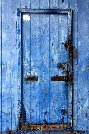 Blue Door photo