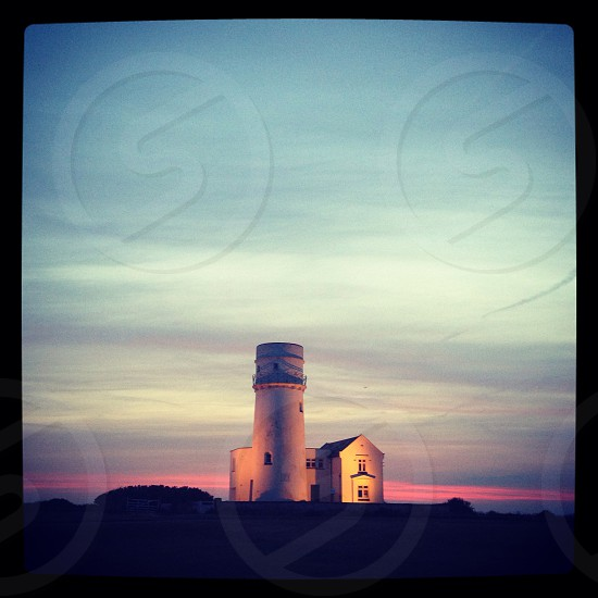 Hunstanton Light House photo