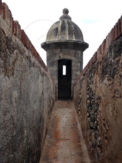"""""""El Morro"""" fort in Old San Juan PR photo"""