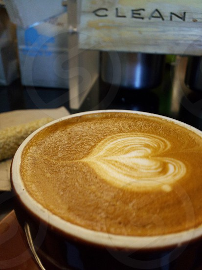 Who doesn't l.o.v.e. Coffee?... photo