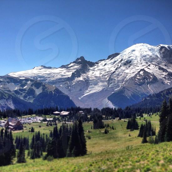mountain alps photography photo
