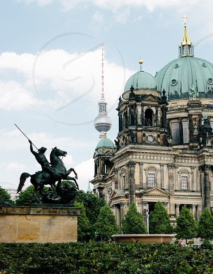 Berlin Germany  photo