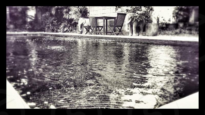 Calm waters in Cambodia photo