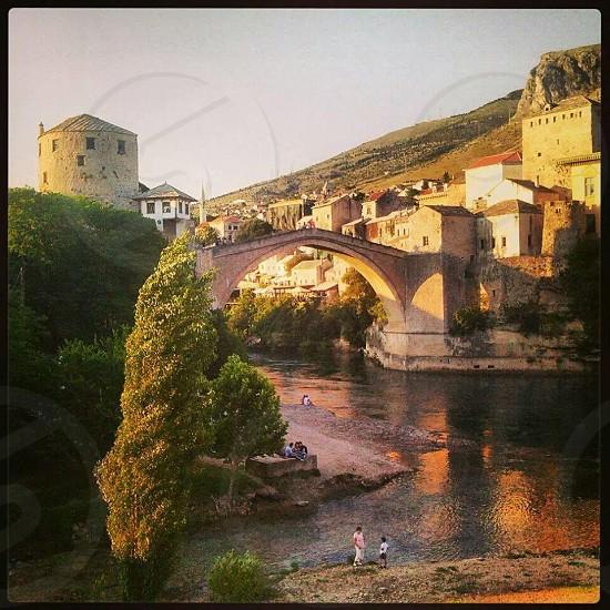 Bridge of Mostar photo