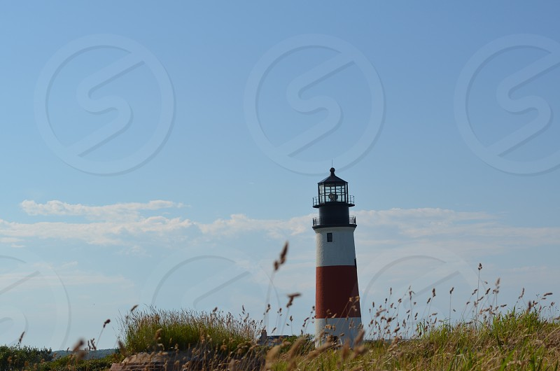 Nantucket lighthouse  photo