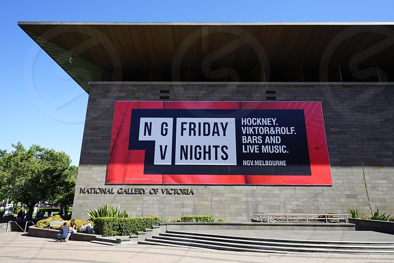National Gallery of Victoria - Melbourne Australia photo