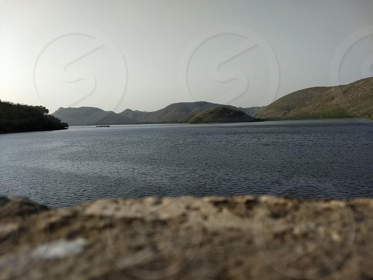 Siliserh lake photo
