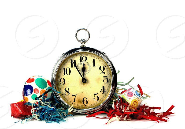 alarm alert antique awake bell classic clock count countdown counting deadline down hour metal midnight minute minutes morning new number old reminder retro ring second sleep tick time timer twelve vintage wake watch year new years celebration celebration party noise makers holiday photo