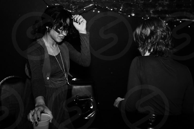 women dancing photo