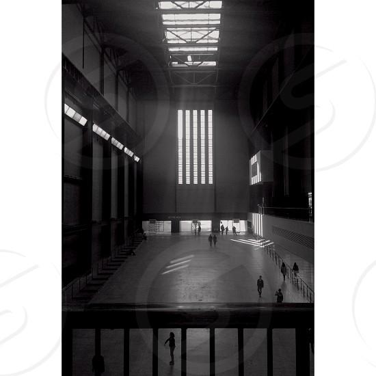 Tate Modern London. photo