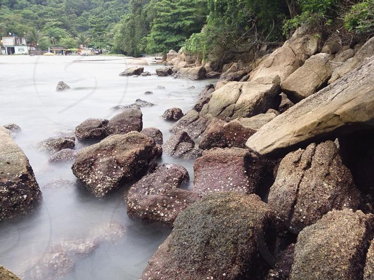 black stones photo