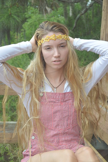 Model: Monique Brigham  photo