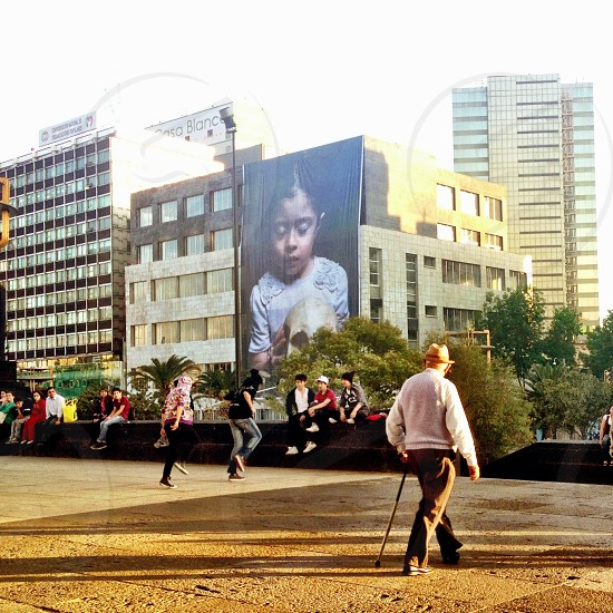 Mexico City.  photo