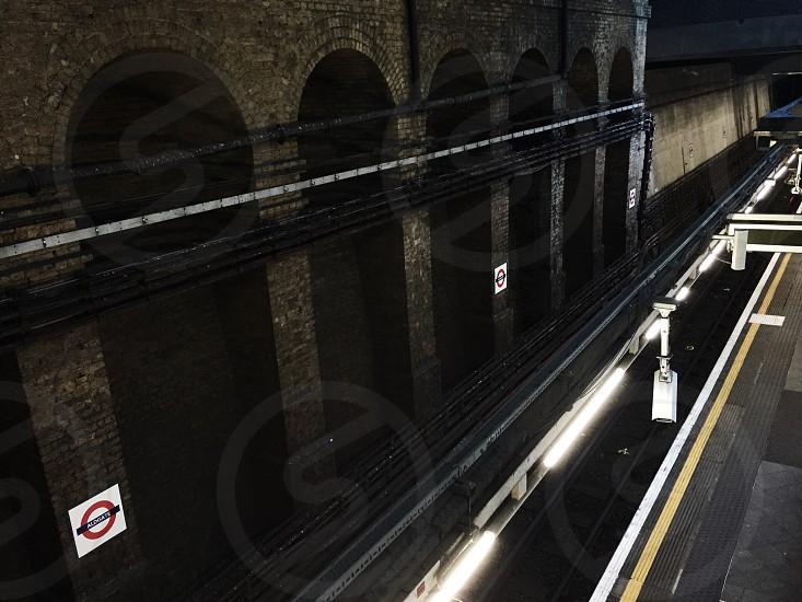 Aldgate underground photo