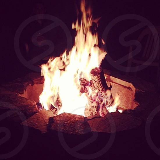Firepit photo