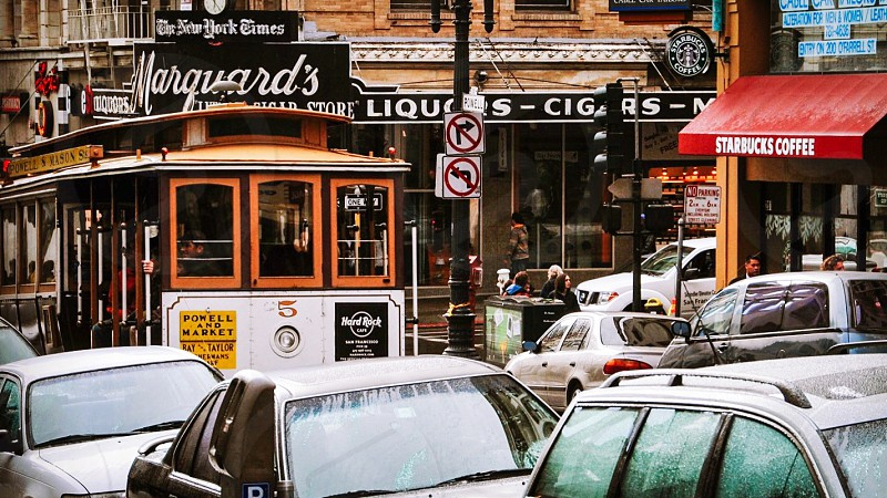 San Francisco Cable Car photo