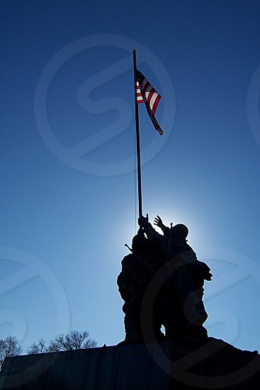 Iwo Jima Monument photo